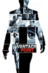 "Poster for the movie ""Vantage Point"""