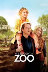 """Poster for the movie """"We Bought a Zoo"""""""