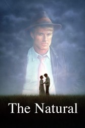 """Poster for the movie """"The Natural"""""""