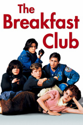 """Poster for the movie """"The Breakfast Club"""""""