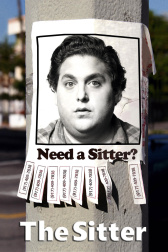 "Poster for the movie ""The Sitter"""