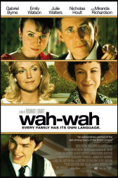 "Poster for the movie ""Wah-Wah"""