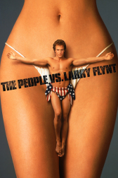 """Poster for the movie """"The People vs. Larry Flynt"""""""