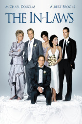 "Poster for the movie ""The In-Laws"""