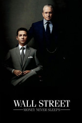 "Poster for the movie ""Wall Street: Money Never Sleeps"""