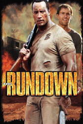 """Poster for the movie """"The Rundown"""""""