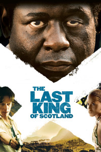 """Poster for the movie """"The Last King of Scotland"""""""