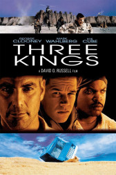 """Poster for the movie """"Three Kings"""""""