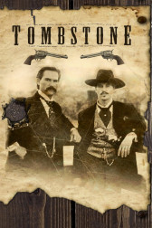 """Poster for the movie """"Tombstone"""""""