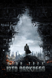 """Poster for the movie """"Star Trek Into Darkness"""""""