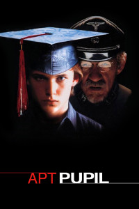 "Poster for the movie ""Apt Pupil"""
