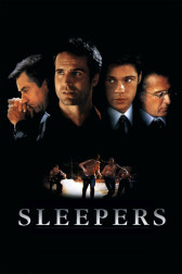 "Poster for the movie ""Sleepers"""