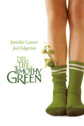 """Poster for the movie """"The Odd Life of Timothy Green"""""""