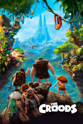 "Poster for the movie ""The Croods"""