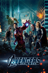 """Poster for the movie """"The Avengers"""""""