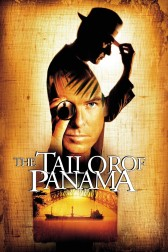 """Poster for the movie """"The Tailor of Panama"""""""