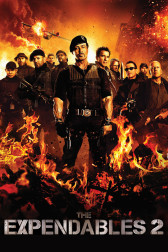 """Poster for the movie """"The Expendables 2"""""""