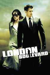 """Poster for the movie """"London Boulevard"""""""