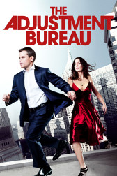 "Poster for the movie ""The Adjustment Bureau"""