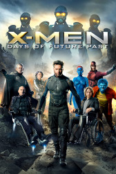 "Poster for the movie ""X-Men: Days of Future Past"""