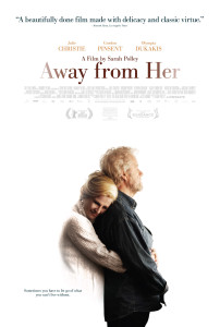 "Poster for the movie ""Away from Her"""