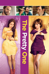 """Poster for the movie """"The Pretty One"""""""