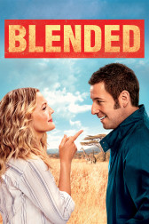 "Poster for the movie ""Blended"""