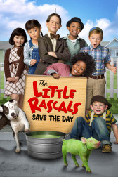 "Poster for the movie ""The Little Rascals Save the Day"""