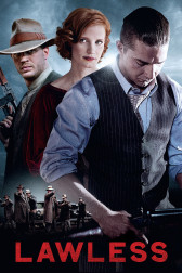 """Poster for the movie """"Lawless"""""""