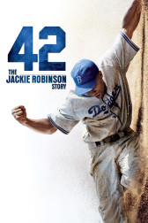 """Poster for the movie """"42"""""""