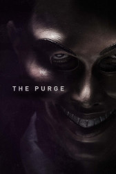 """Poster for the movie """"The Purge"""""""