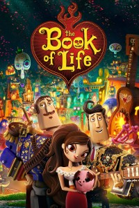 "Poster for the movie ""The Book of Life"""