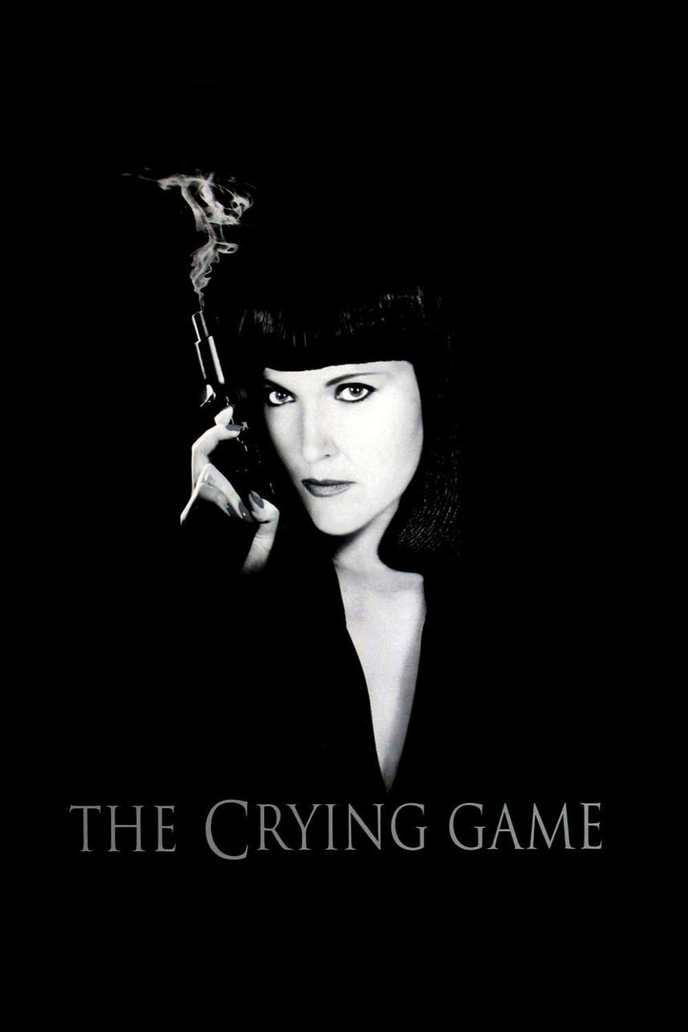 "Poster for the movie ""The Crying Game"""