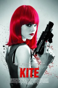 "Poster for the movie ""Kite"""