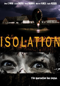 """Poster for the movie """"Isolation"""""""