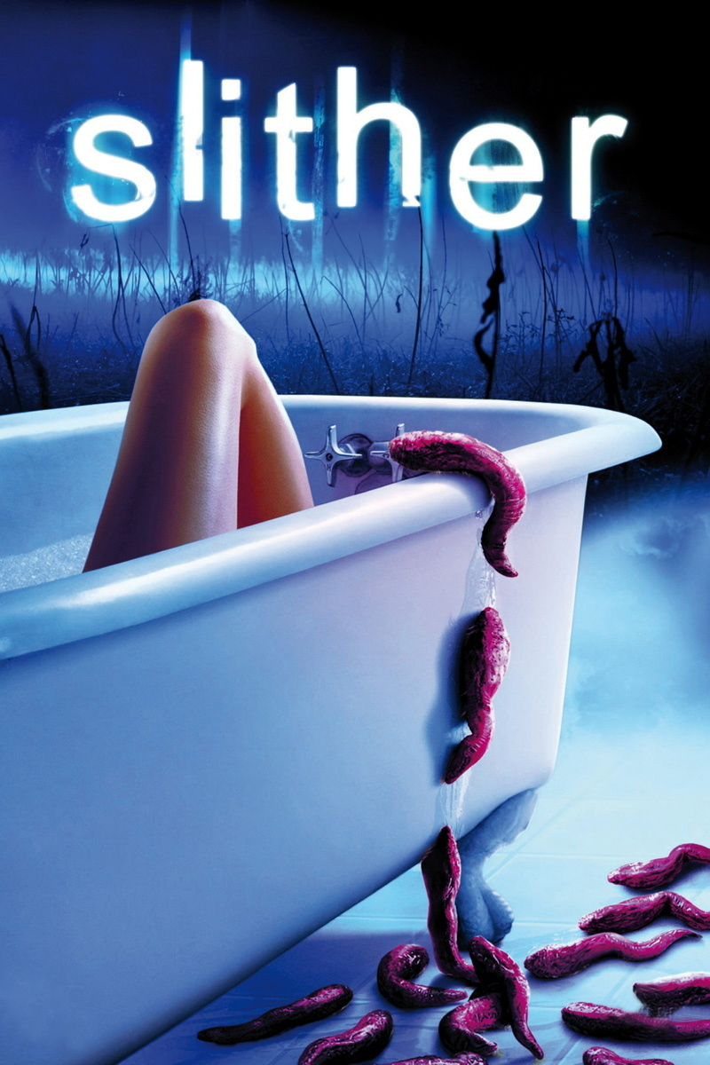 """Poster for the movie """"Slither"""""""