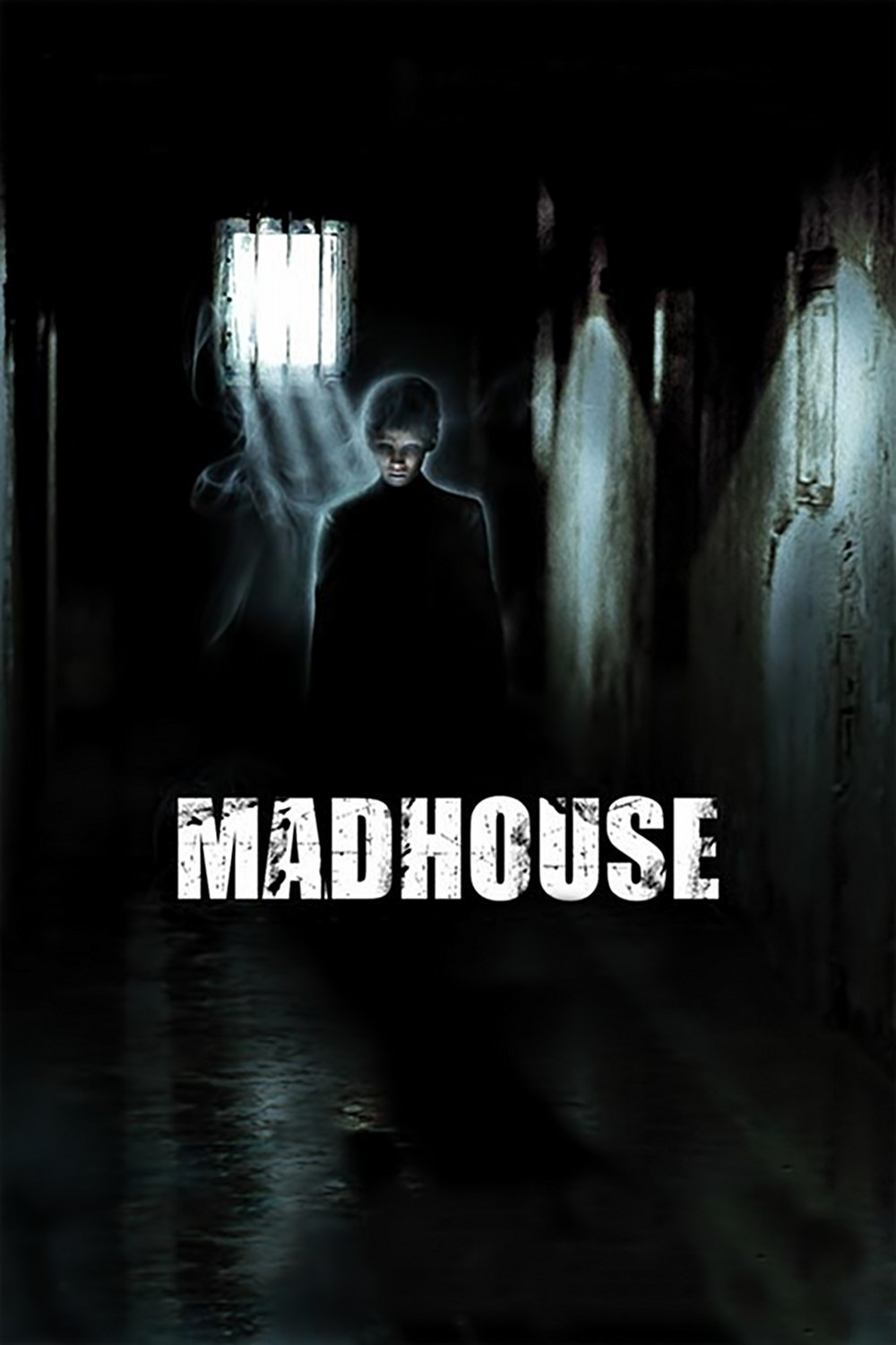 """Poster for the movie """"Madhouse"""""""