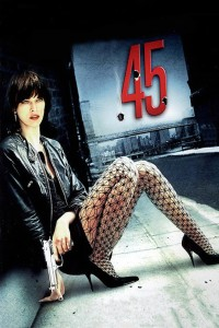 "Poster for the movie "".45"""