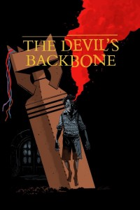 "Poster for the movie ""The Devil's Backbone"""