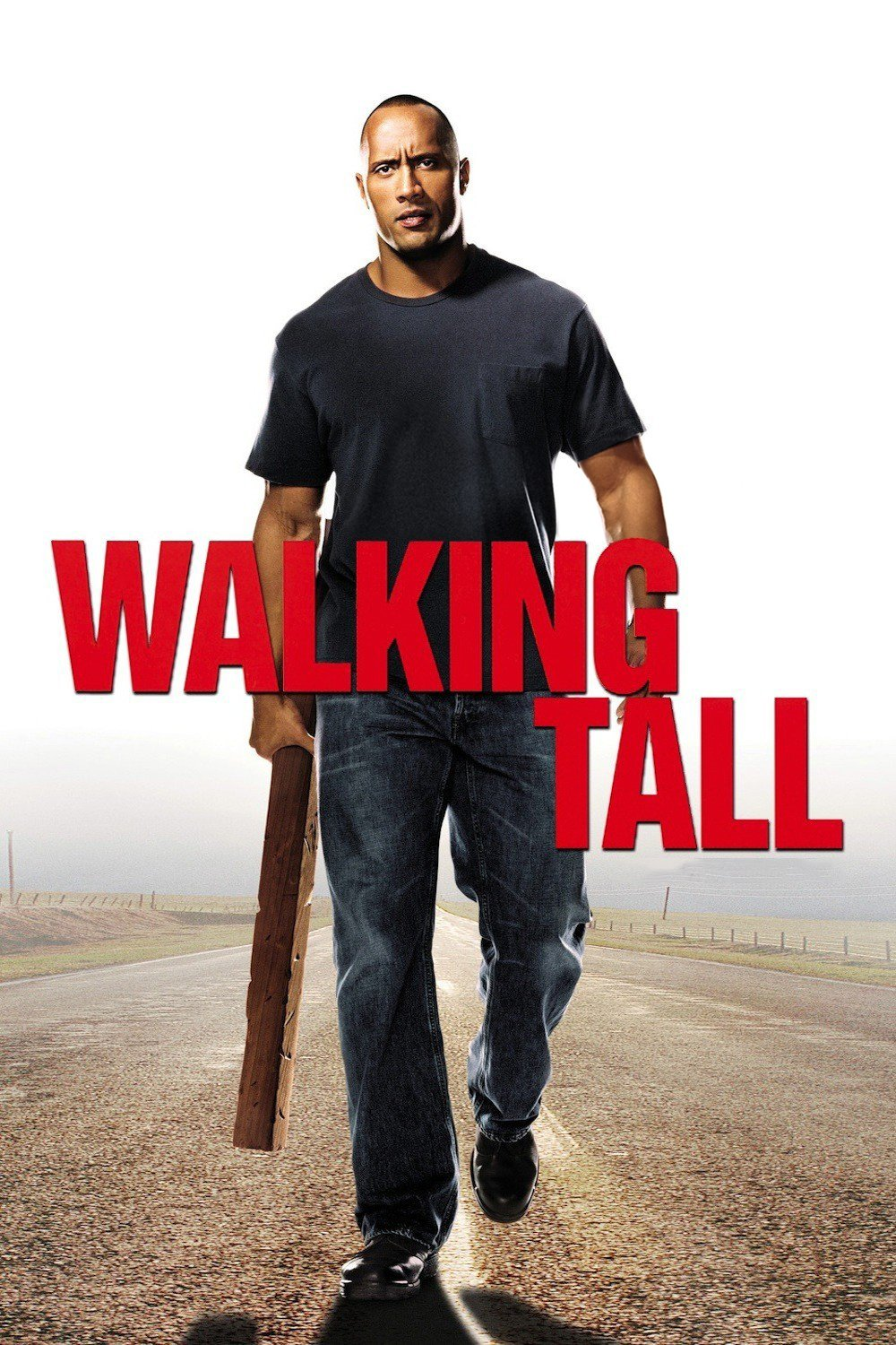 """Poster for the movie """"Walking Tall"""""""