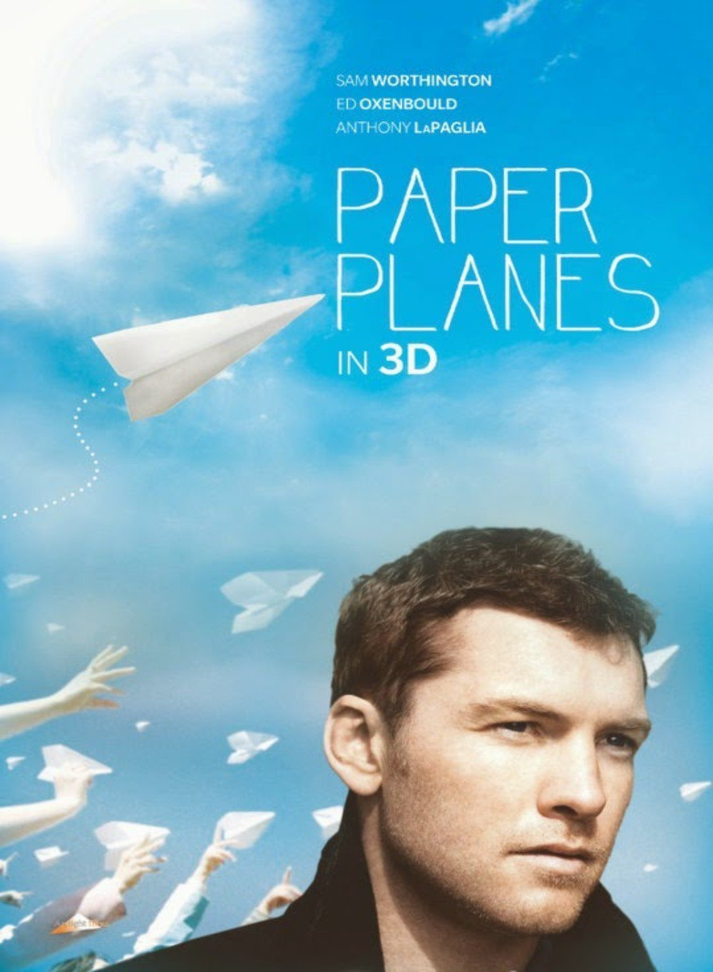 """Poster for the movie """"Paper Planes"""""""