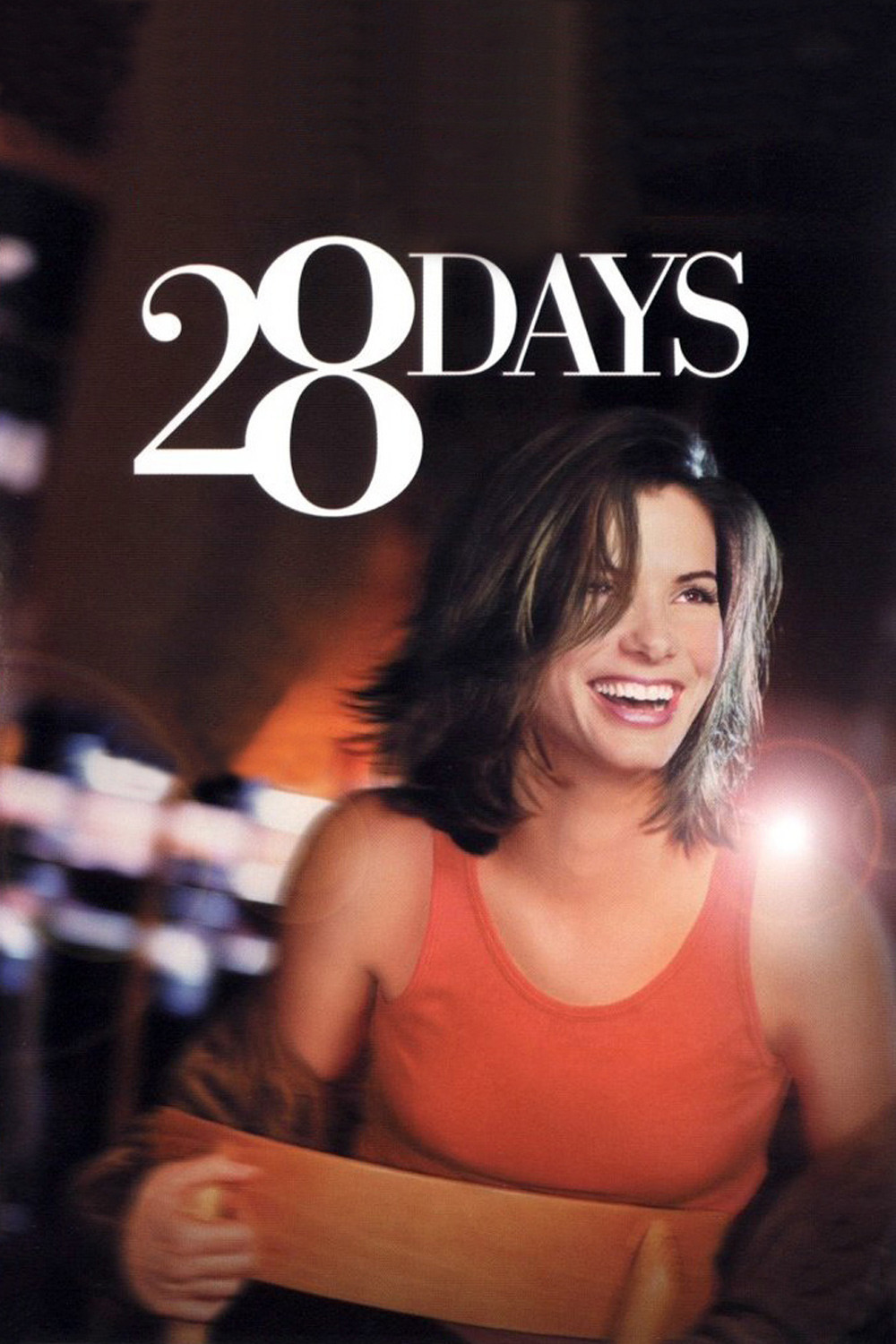 """Poster for the movie """"28 Days"""""""