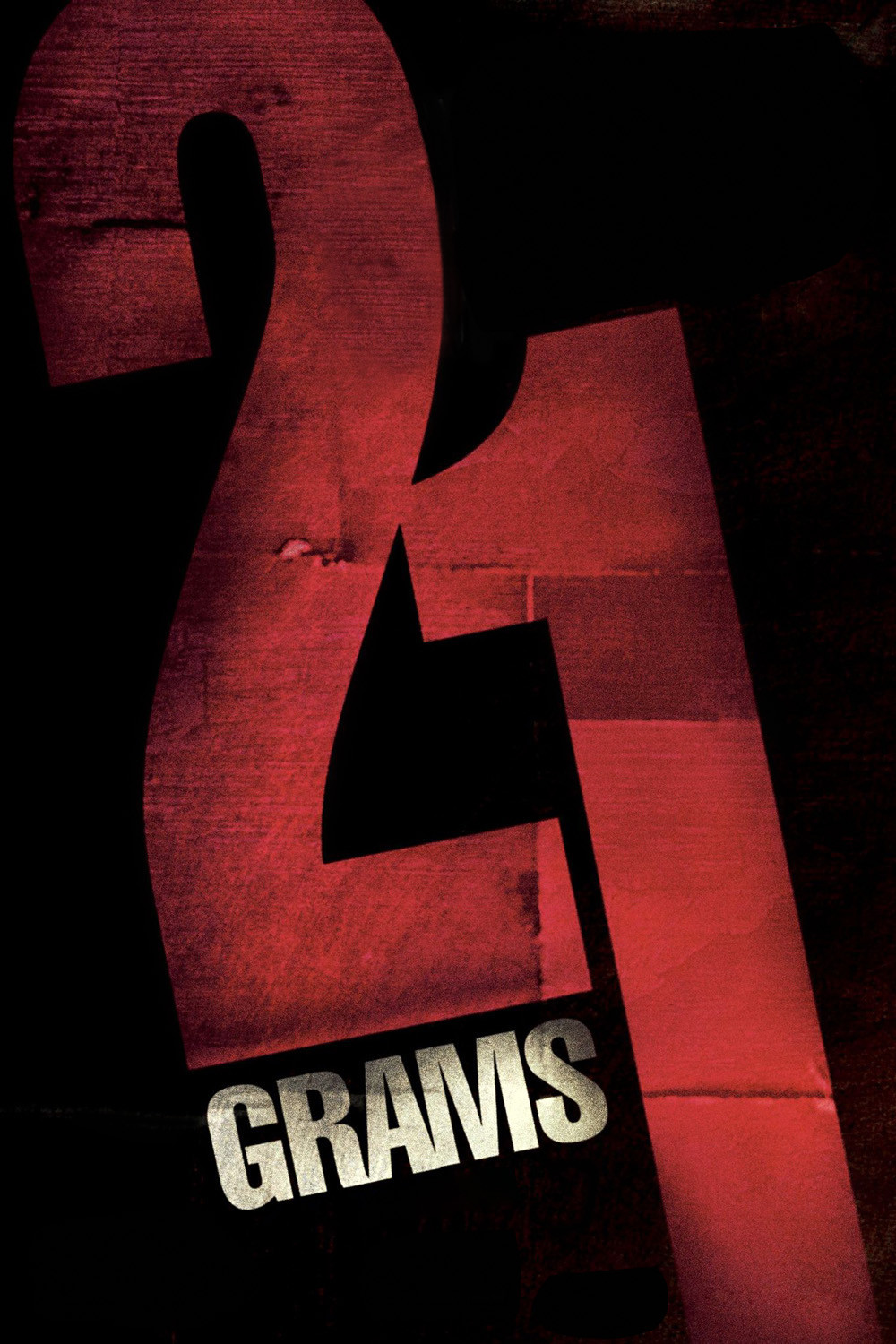 """Poster for the movie """"21 Grams"""""""