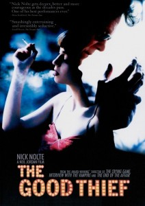 """Poster for the movie """"The Good Thief"""""""