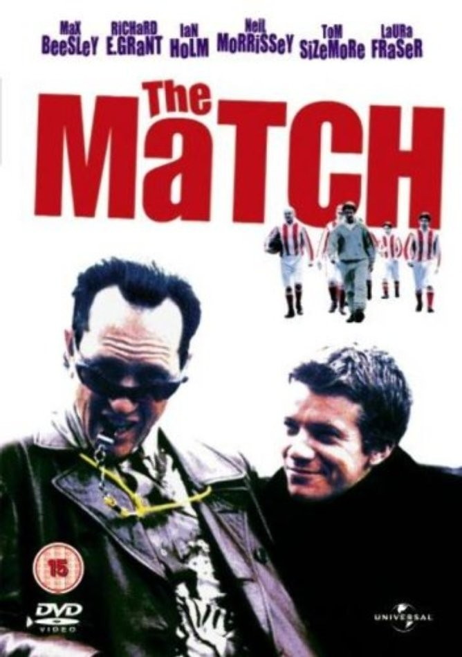 """Poster for the movie """"The Match"""""""
