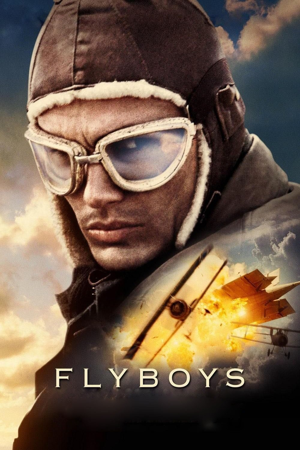 "Poster for the movie ""Flyboys"""