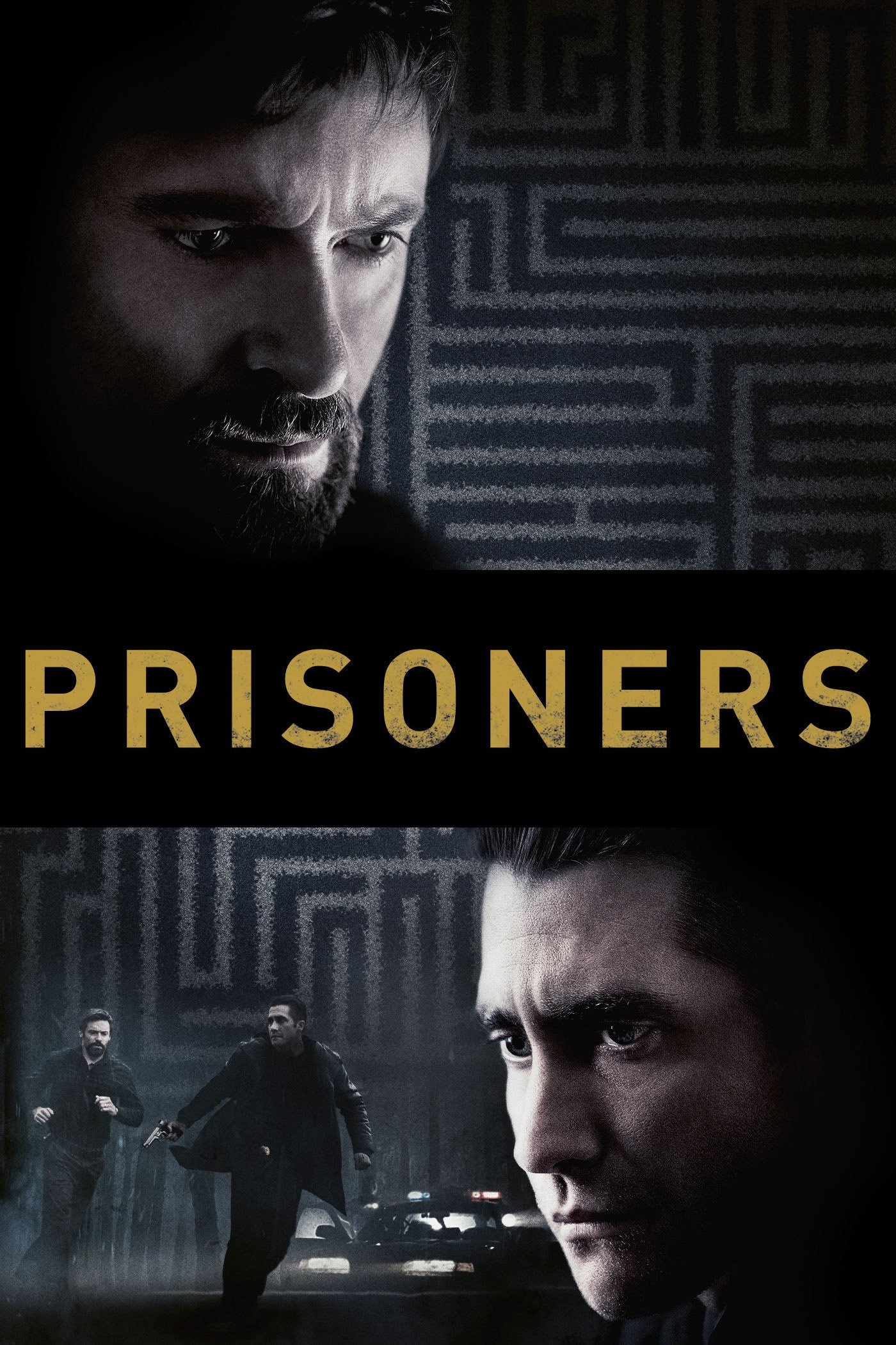 "Poster for the movie ""Prisoners"""