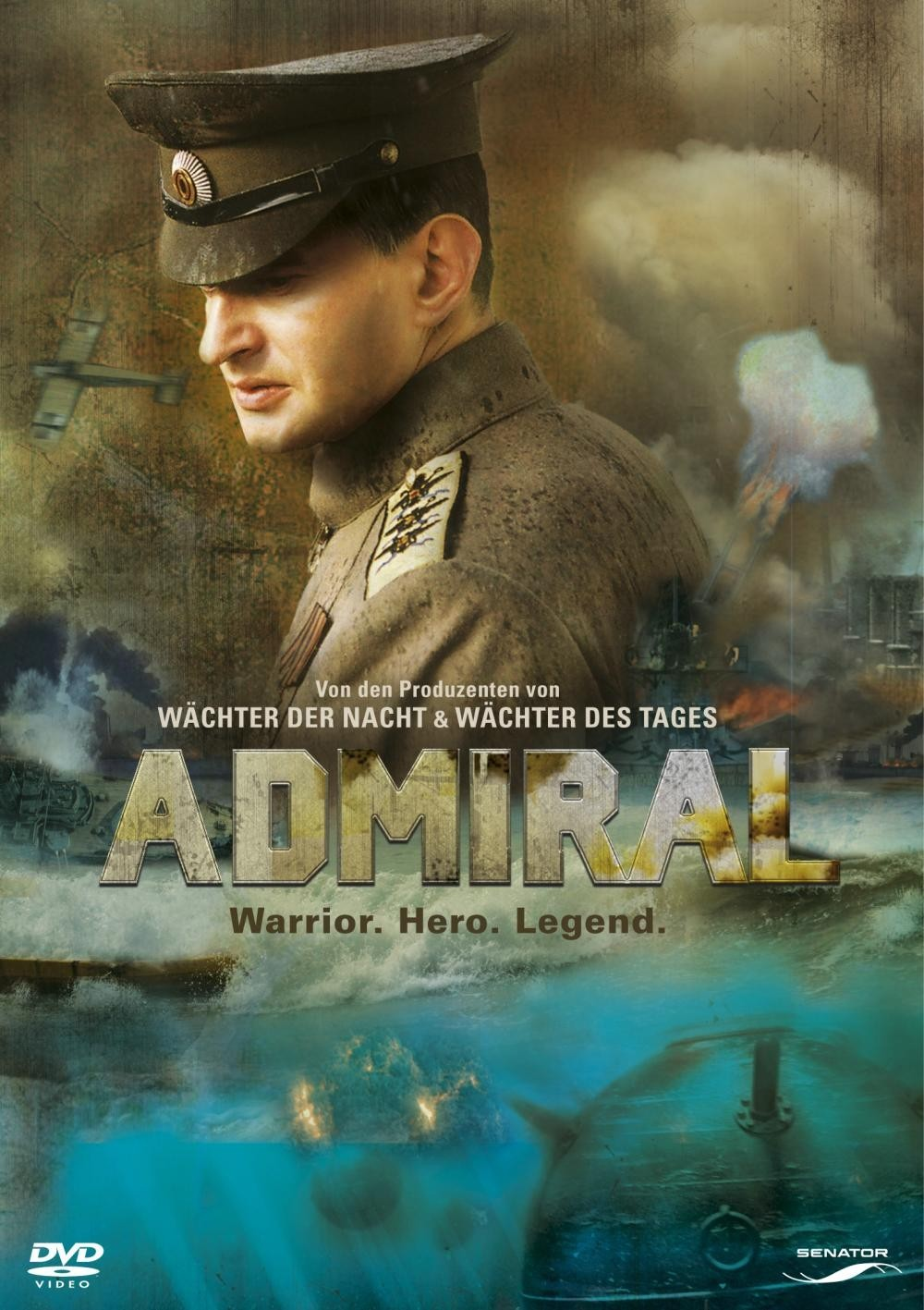 """Poster for the movie """"Admiral"""""""