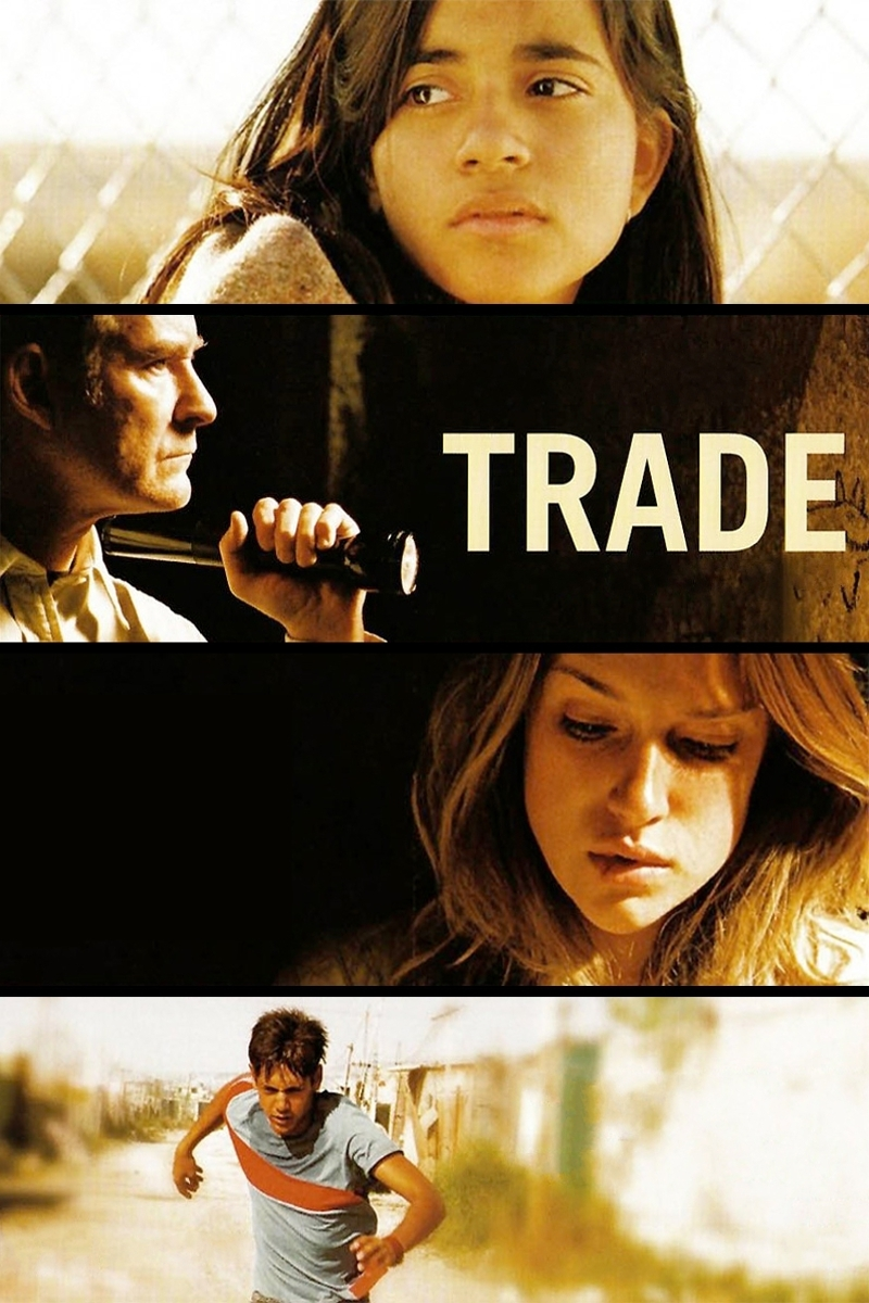 """Poster for the movie """"Trade"""""""