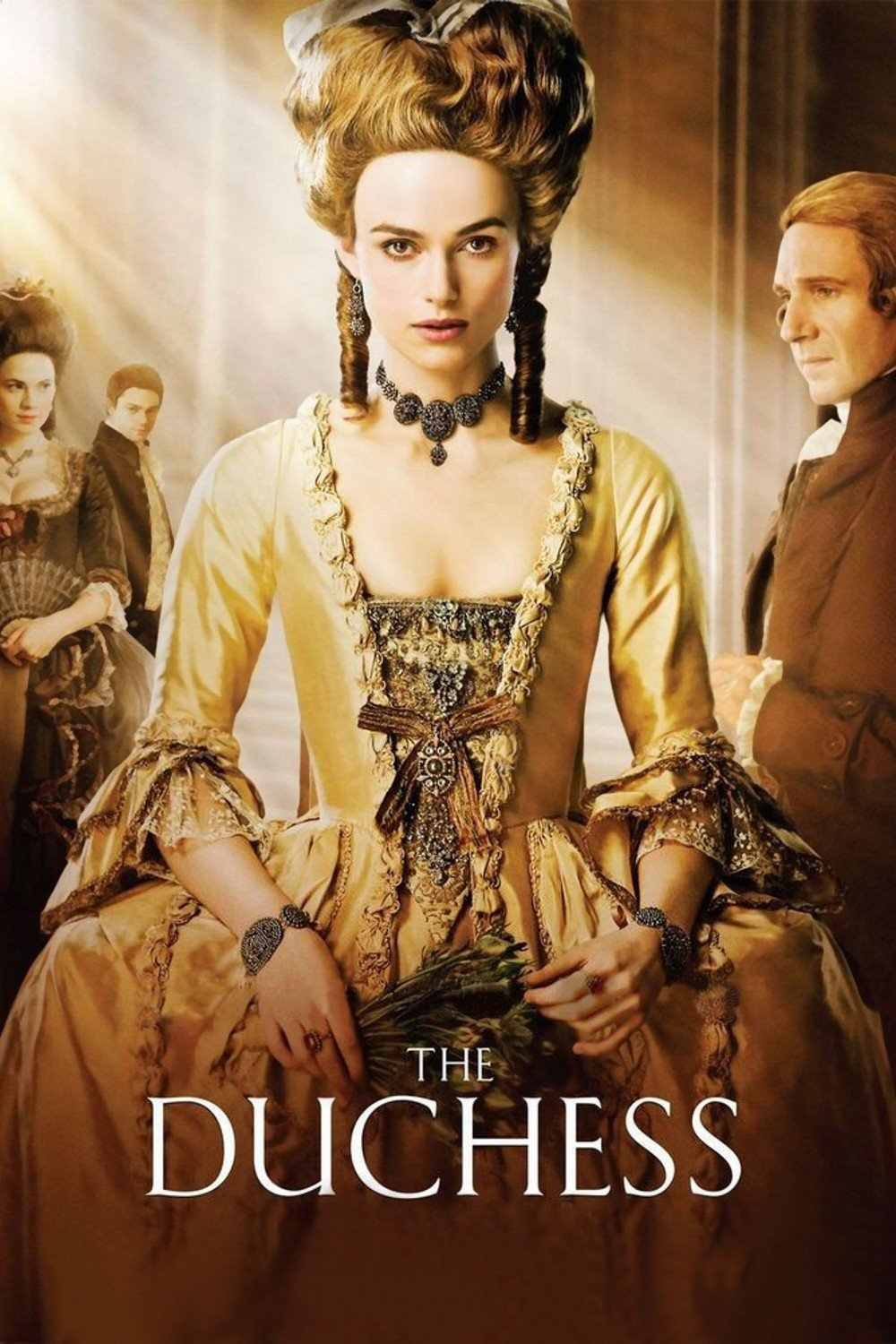 """Poster for the movie """"The Duchess"""""""